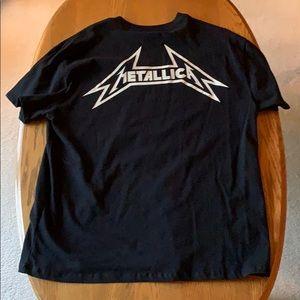 Metallica FOG Oversized Shirt